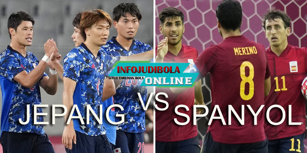 Prediksi Jepang Vs Spanyol selasa 3 agustus 2021